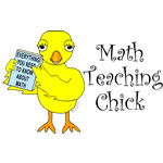 Math Teaching Chick
