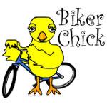 Biker Chick Text