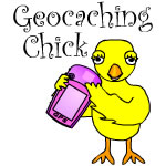 Geocaching Chick Text