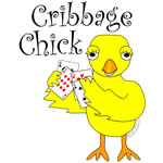 Cribbage Chick Text