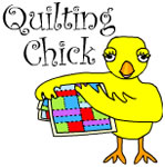 Quilting Chick Text
