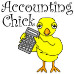Accounting Chick Text
