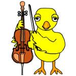 Cello Chick
