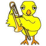 Trombone Chick