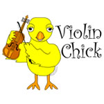 Violin Chick Text