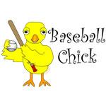 Baseball Chick Narrow