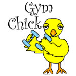 Gym Chick Text