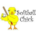 Softball Chick Narrow