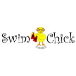 Swim Chick Text Narrow