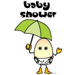 Baby Shower Egghead