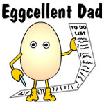 Eggcellent Dad