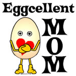 Eggcellent Mom Heart
