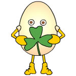 Shamrock Egghead