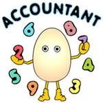 Accountant Egghead
