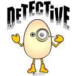 Detective Egghead Text