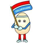Colorguard Egghead