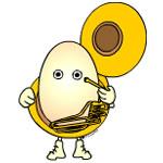 Tuba Egghead