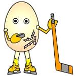 Hockey Egghead
