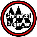 Chemical Engineer Drops Circle