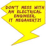 Engineer Lightening Bolt
