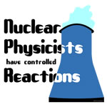 Nuclear Physicist Reaction