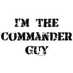 Commander Guy
