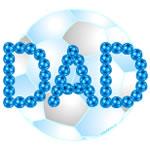 Soccer Dad Blue