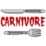 Carnivore Knife and Fork