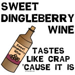 Dingleberry Wine