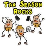 Tax Season Rocks