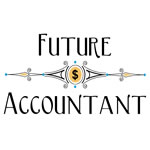 Future Accountant Decorative Line