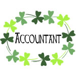 Accountant Shamrocks