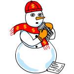 Snowman Accountant