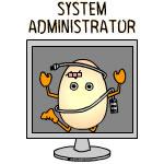System Administrator Egghead