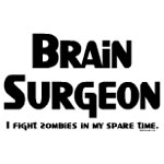 Brain Surgeon Zombie Fighter
