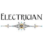 Electrician Decorative Line