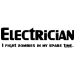 Electrician Zombie Fighter