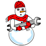 Snowman Mechanic
