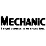 Mechanic Zombie Fighter