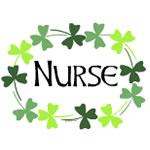 Nurse Shamrock Oval
