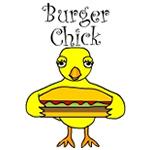 Burger Chick Text
