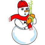 Snowman Chemist