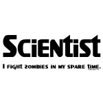 Scientist Zombie Fighter