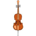 Brown Cello