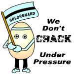 Colorguard Egghead Pressure