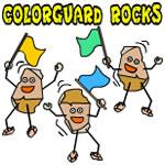 Colorguard Rocks