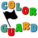 Colorful Guard Text