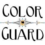 Color Guard Decorative Line