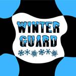 Winter Guard Blue Block