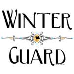 Winter Guard Decorative Line